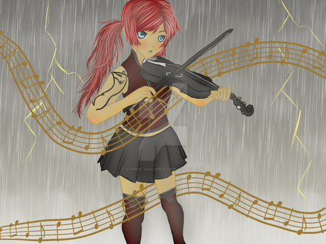 Song of Storms by Vannie-and-Spice