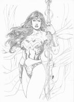 Wonder Woman 020311 by JeanSinclairArts