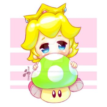Princess Peach Hongo by DollDigitalDesign