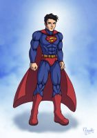 The Last Son of Krypton by klautt