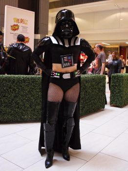 Sexy Vader DragonCon 2013 by thesuper