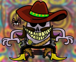 Muerto Redhat 'The Mexican' by Miguelhan
