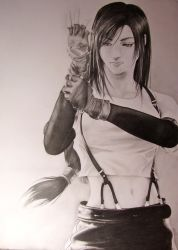 Tifa by Inquisitive-Soul