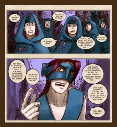 Webcomic - TPB - Circe - Page 9 by Dedasaur