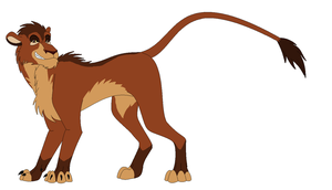 THE LION KING - Amefungwa by EliteRaptor2015