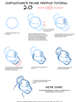 Feline Profile Tutorial 2.0 by JustAutumn