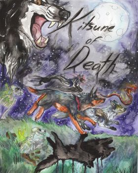 Cover: Kitsune of Death by wolffoxin