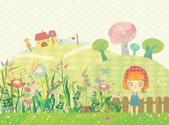 Let's go to the countryside by mairimart
