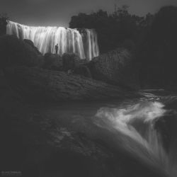 Life is a Waterfall by Unkopierbar