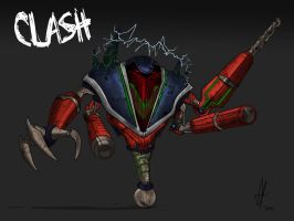 Reboot: Clash by AdoubleA