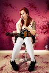 chainsaw aperitif oops by Isahn