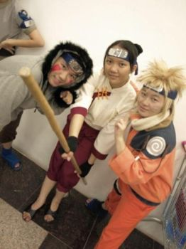 naruto group by Akiyame
