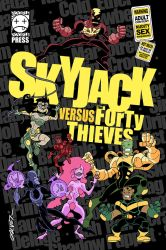 SkyJack versus the Forty Thieves cover by sergicr