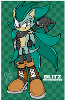 : B L I T Z : SA Style by StarMedals