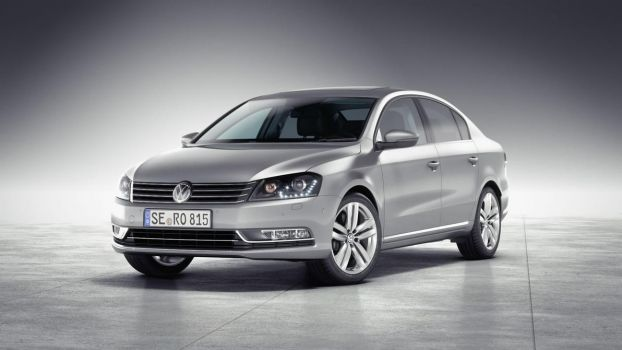 New VW Passat Limo by MUCK-ONE