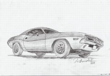 The Challenger by UltimateRT