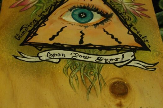 Eye Of Providence by CheekxX