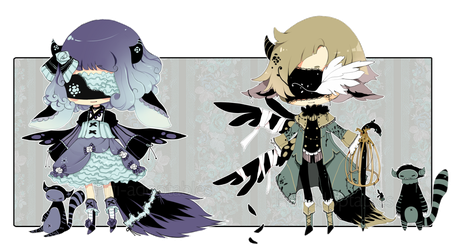 [CLOSED] ADOPT AUCTION 79 - Blind Lace by Piffi-sisters