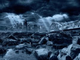 The Lost City by ecllamelo