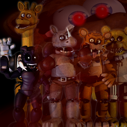 Because I Gotta Put Freddy In Here Somehow by matax33