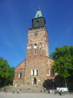 Turku Cathedral by bernardojr