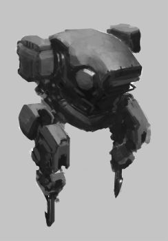 Mini Mech by BerSverk88