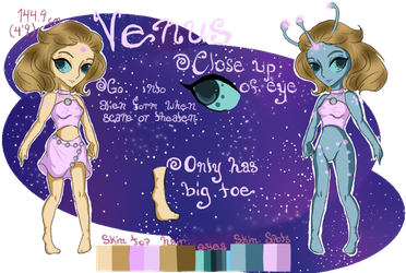 Venus -Contest Entry- by rachie-may845