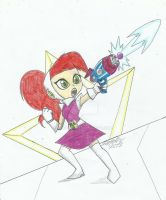 A request from Bartman215: Betty Ray gun by rogelis