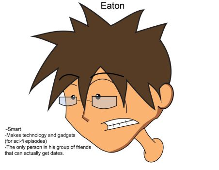 Eaton (Possibly Sterlings Bro) head by EmeyeX