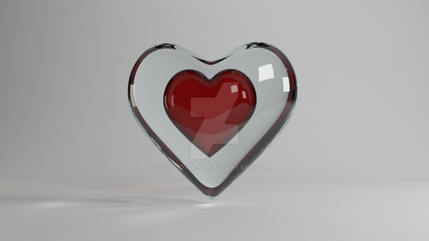 Glass Heart by DaddyDe187