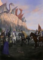 Surrender Of Kings by dashinvaine