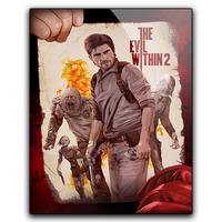 The Evil Within 2 v3 by Mugiwara40k