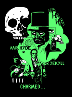 DR JECKYLL AND MR HYDE by future-parker