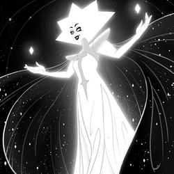 WHITE DIAMOND by Ndzhang