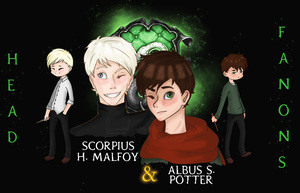 HP// Scorbus Headfanons [ tumblr post ] by oh-no-Castiel