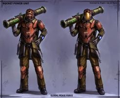 Rocket power concepts by RogierB