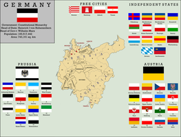 The German Empire, 1930 (Heil Dir im Siegerkranz) by ThePrussianRussian