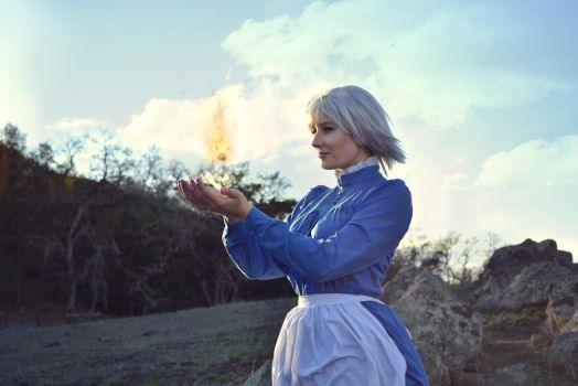 Calcifer by CosplayInABox