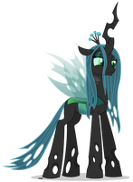 Queen Chrysalis 2016 by A4R91N