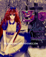 Welcome back, Alice_fragment by Tsusu-Squalo