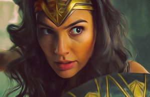 Wonder Woman Gal Gadot (Diana Prince)3 by petnick
