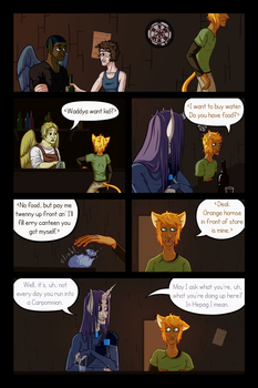 Catihorn Original Pages - Ch. 1 Pg. 16 by Epiale