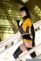 Silk Spectre k by Annisse