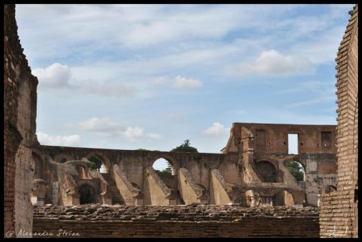 Colosseum6 by AlexDeeJay