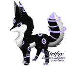Kirifox: Mercury-Lamre by Akari-Adopts