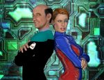 Voyager Pretty Woman and the Doc by jaguarry3