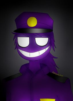 Purple Guy by Kokorohearth