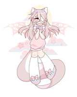 Demonically cute by crydiaa