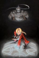 Fullmetal Alchemist by peace-of-hope