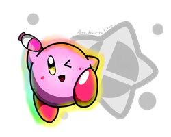 Smash Kirby! by p0Yo